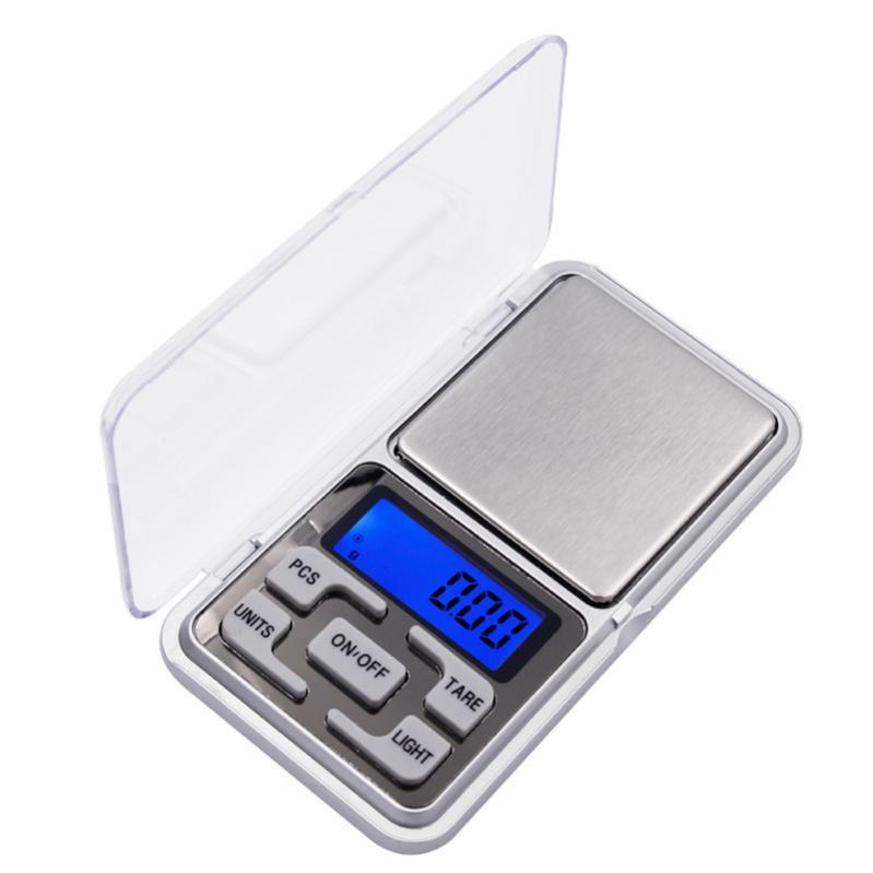Весы ювелирные MH-200 электронные - фото 3