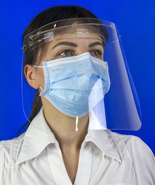 Защитный экран медицинский (ZS-08) - фото 4