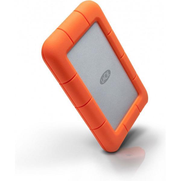 Жесткий диск LaCie USB 2TB (9000298) Rugged Mini - фото 6