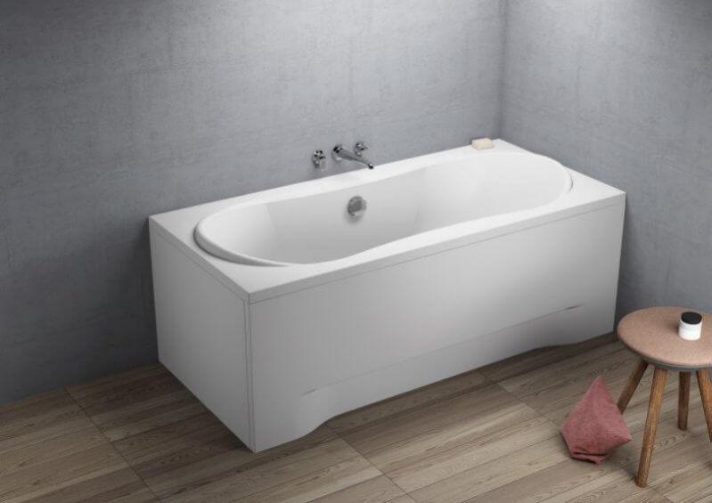 Ванна Polimat Long 180x80 - фото 2