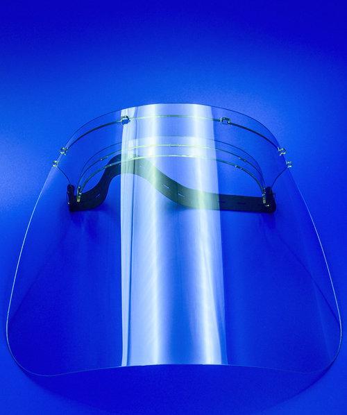 Защитный экран медицинский (ZS-08) - фото 6