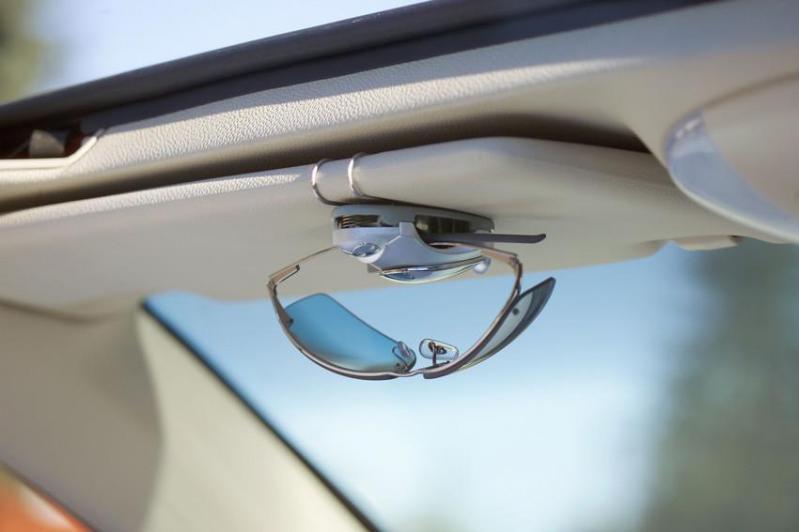 Автомобільний тримач для окулярів TFA Sonnyboy Silver (1389287083) - фото 4