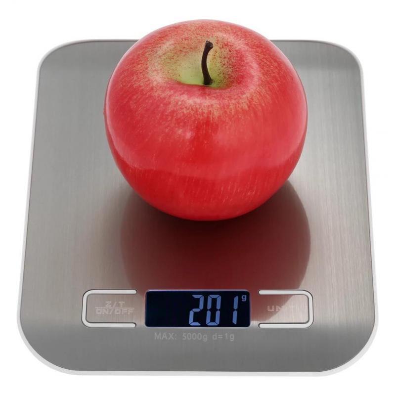Весы кухонные с металлической платформой Kitchen SF-2012 до 5 кг - фото 2