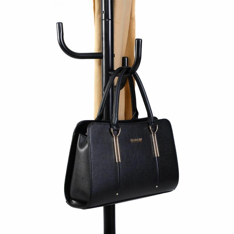 Вешалка-стойка для одежды Черный (CH-4464 BK) - фото 3