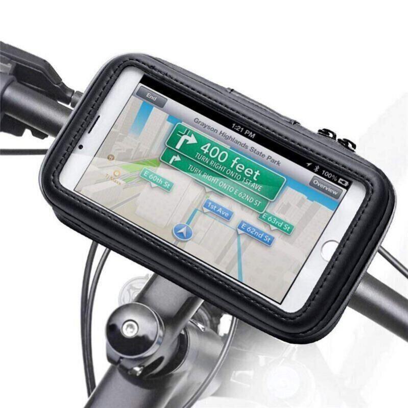 Тримач для телефону Digital Lion 55L на велосипед або мотоцикл - фото 9