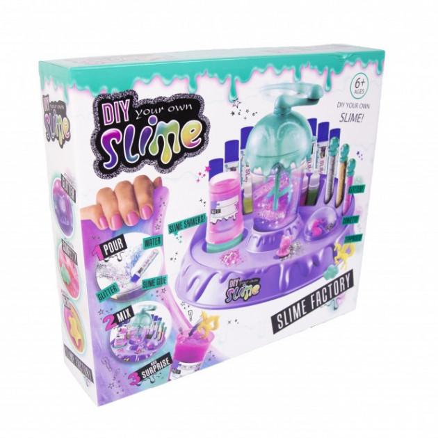 Набір для створення слаймів Slime Factory 0827 без колб (1516703081) - фото 2