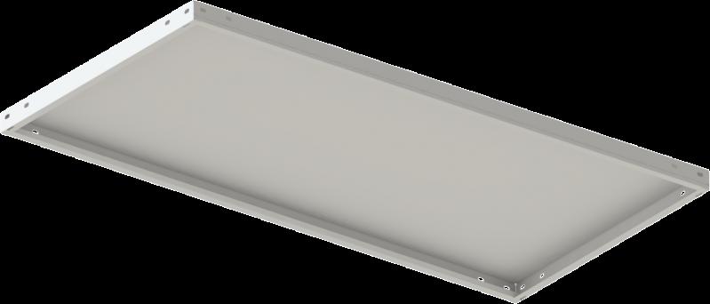 Стелаж металевий 5х100 кг/п 2000х700х300 мм на болтовому з'єднанні - фото 4