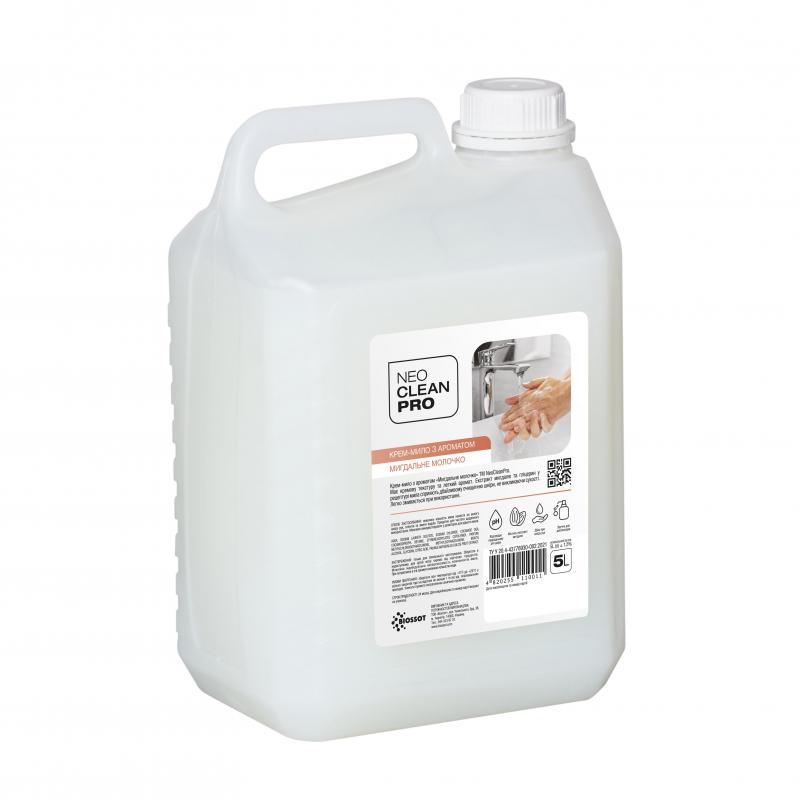 Крем-мыло NeoCleanPro Миндальное молочко 5 л (0101050) - фото 2