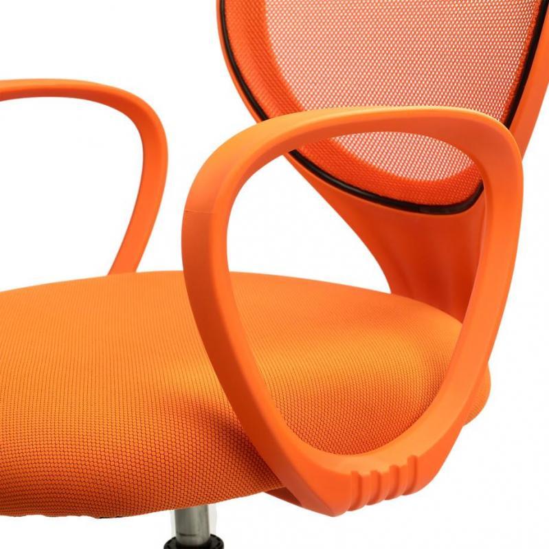 Офисное кресло Sector Helios Оранжевый (KR03) - фото 12