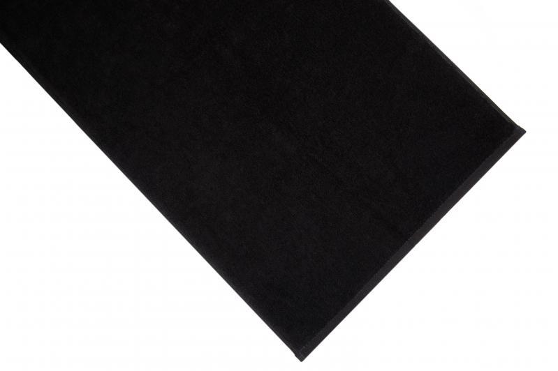 Набор полотенец Черный 3шт. (40х70 см/50х90 см/70х140 см) - фото 2