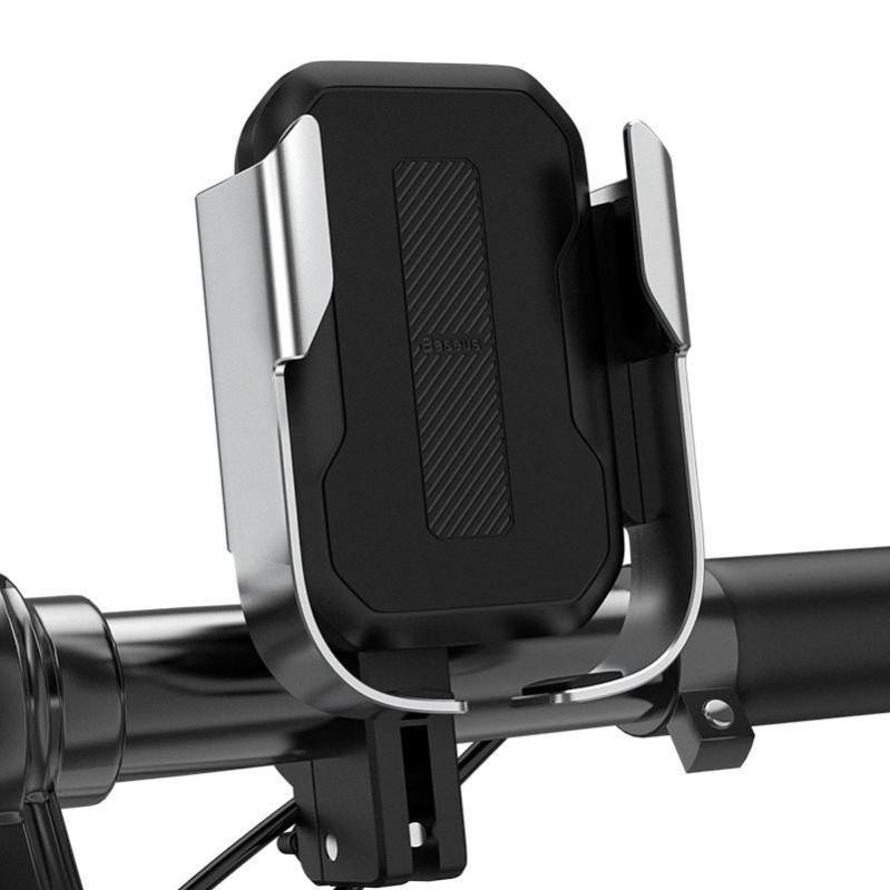 Вело-мото тримач Baseus Armor Motorcycle Чорний - фото 5
