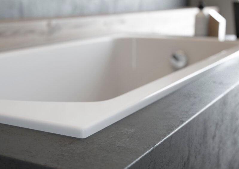 Ванна Polimat Classic Slim 180x80 - фото 2