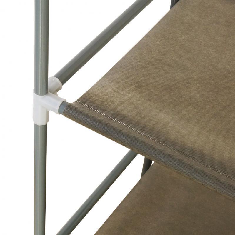 Підлогова вішалка для одягу з полицями Supretto (5936) - фото 3