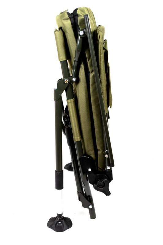 Кресло карповое раскладное для отдыха Ranger 70х97х104-115 см - фото 2