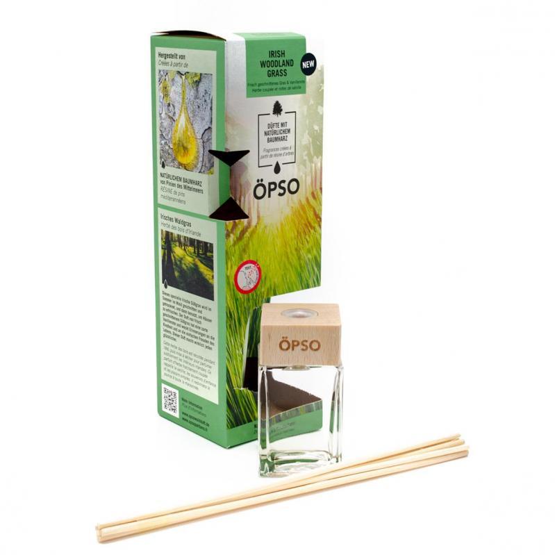 Ароматичні палички Öpso Irish Woodland Grass Ірландська лісова трава 50 мл (809494) - фото 1