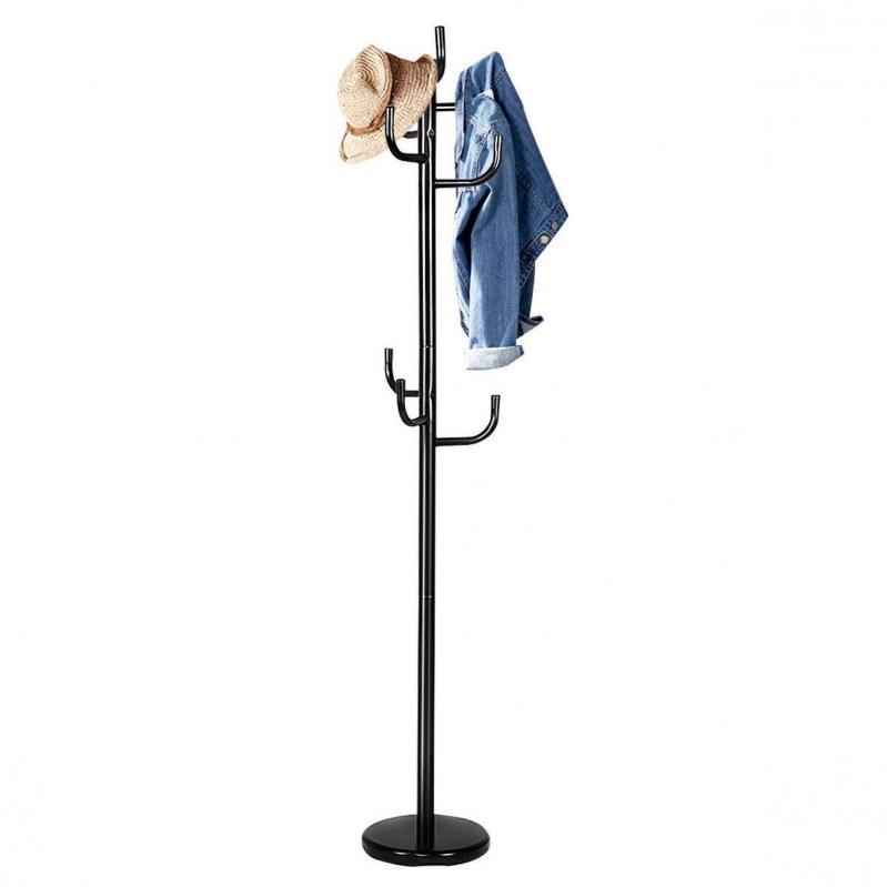 Вешалка-стойка для одежды Черный (CH-4464 BK) - фото 8