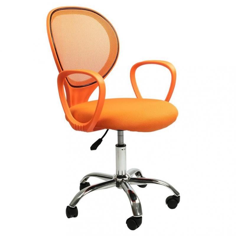 Офисное кресло Sector Helios Оранжевый (KR03) - фото 1