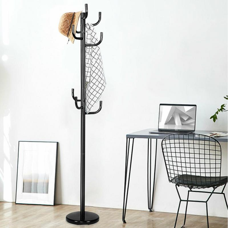 Вешалка-стойка для одежды Черный (CH-4464 BK) - фото 5