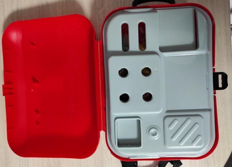 Ігровий дитячий набір інструментів Toy Tool Toy на 25 предметів в портативному рюкзаку (V152) - фото 4