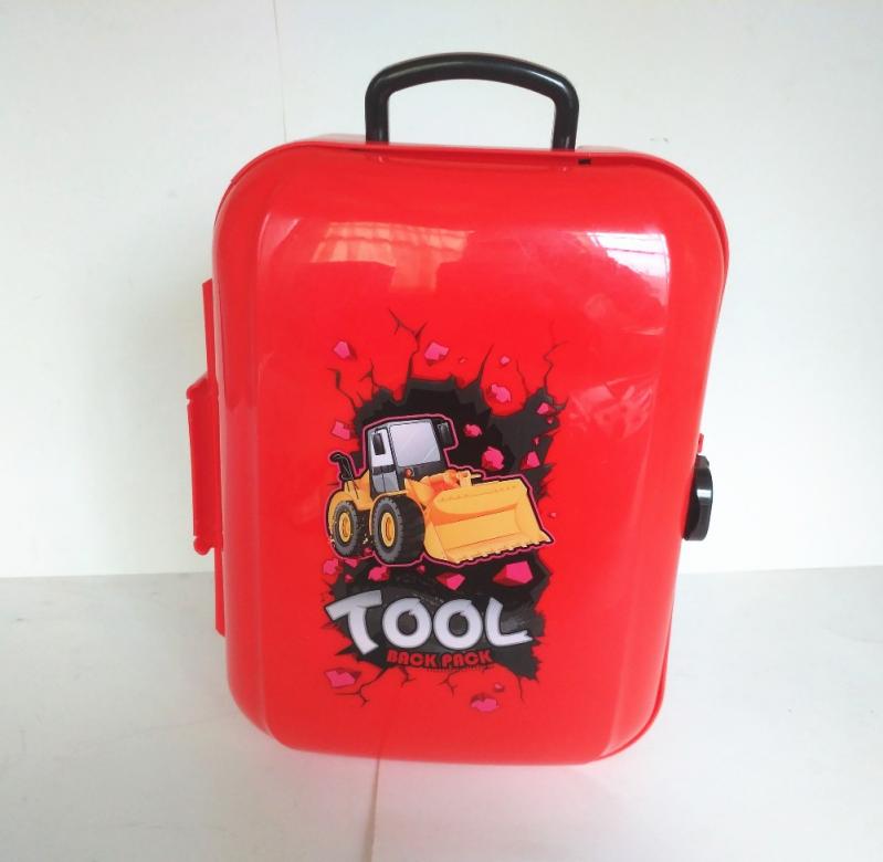 Дитячий ігровий набір Play Home 25 штук в рюкзаку - фото 4