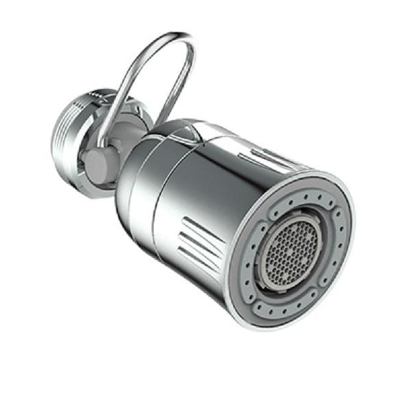 Аератор для кухонного змішувача Niagara Dual Spray з клапаном паузи 5,7 л/хв (N3126VP-C) - фото 1