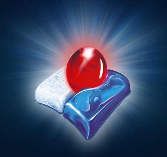 Finish Powerball Quantum Ultimate 80 таблеток для посудомийної машини - фото 3
