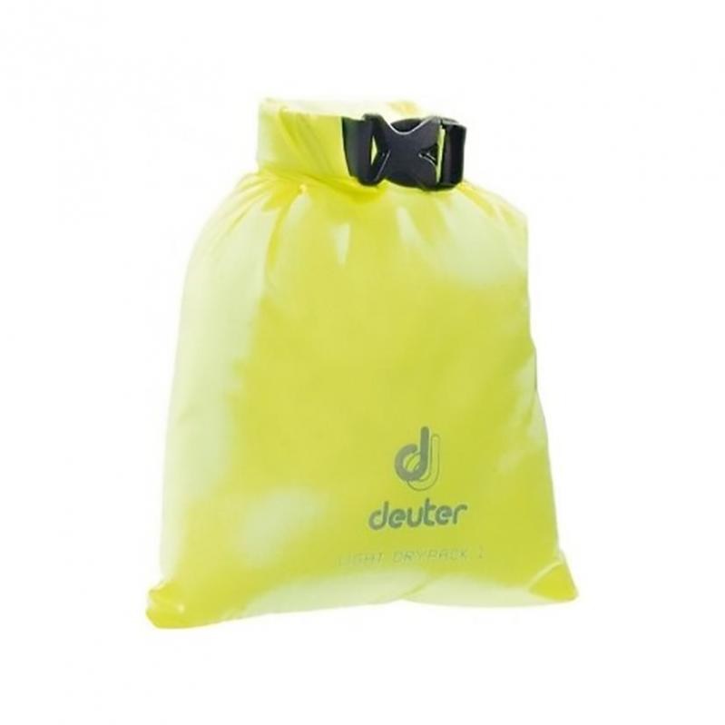 Гермомешок Deuter Light Drypack 1 Neon (49171) - фото 2