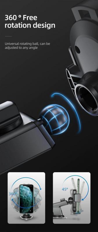 Автотримач Joyroom JR-OK3 для телефонів на присосці - фото 7