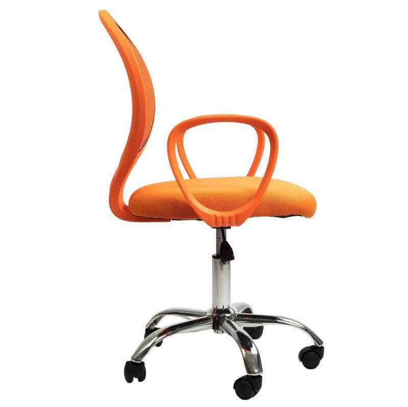 Офисное кресло Sector Helios Оранжевый (KR03) - фото 5