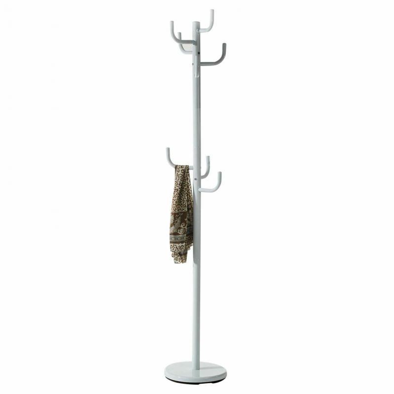 Вешалка-стойка для одежды Белый (CH-4464 BK) - фото 3