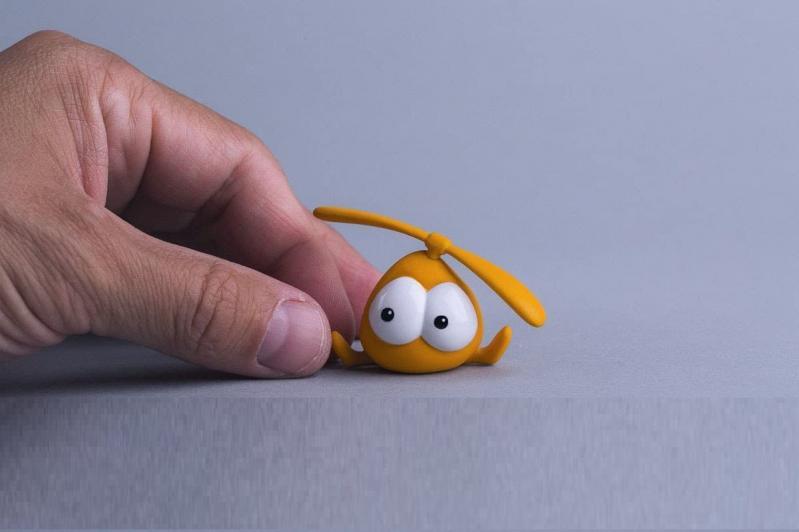 Набор игрушек Ам Ням Cut the Rope - фото 6