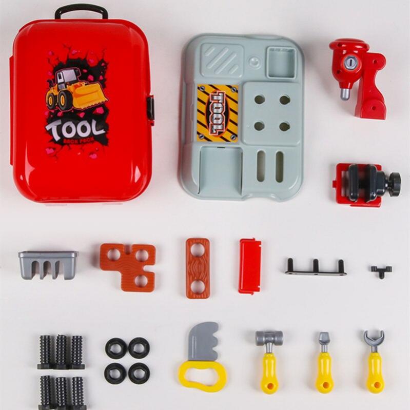 Дитячий ігровий набір Play Home 25 штук в рюкзаку - фото 6