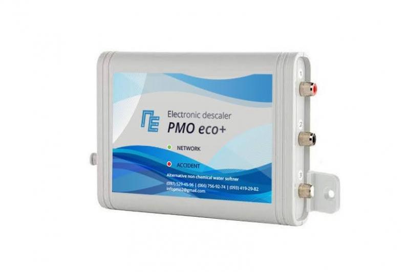 Умягчитель воды проточный  против накипи электромагнитный без химии PMO INDUSTRIAL 80 (PMO80IND) - фото 1