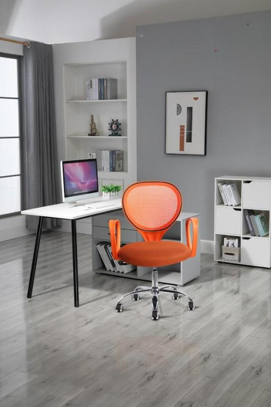 Офисное кресло Sector Helios Оранжевый (KR03) - фото 2
