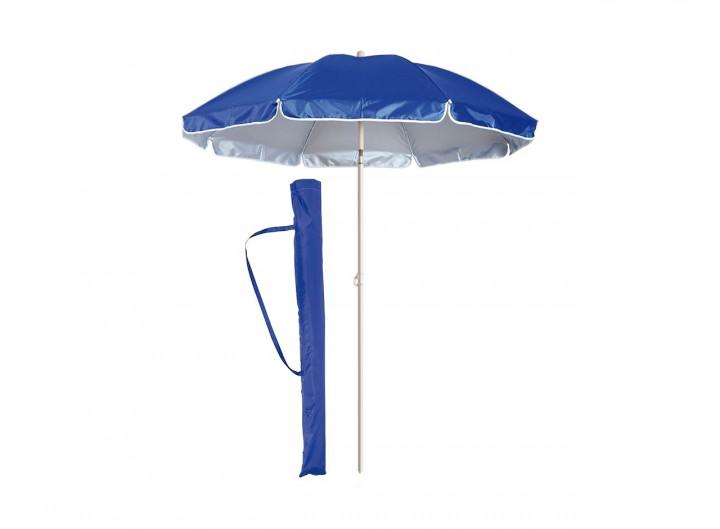 Гамак подвесной с каркасом и зонтом 240 х 100 Синий с зелёным - фото 2