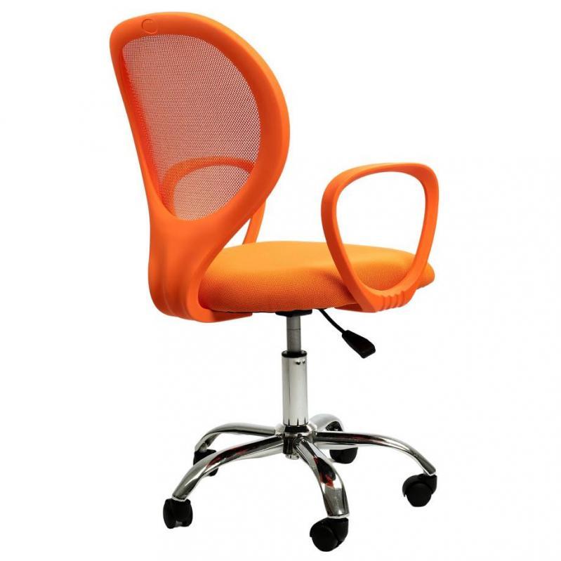 Офисное кресло Sector Helios Оранжевый (KR03) - фото 6