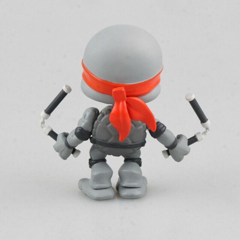 Набор игровой черепашки Ниндзя 4 шт (1247) - фото 3
