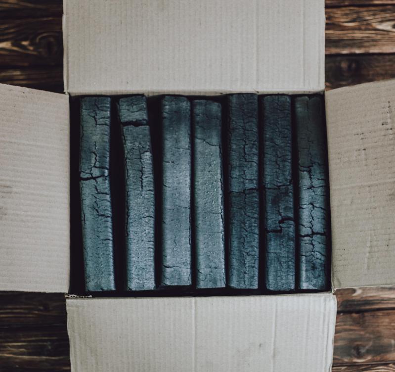 Экобрикет древесно-угольный GRILLI 10 кг (77766) - фото 6