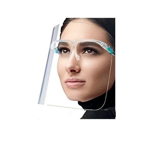 Экран защитный для лица Clear Vision прозрачный (EK00023) - фото 2