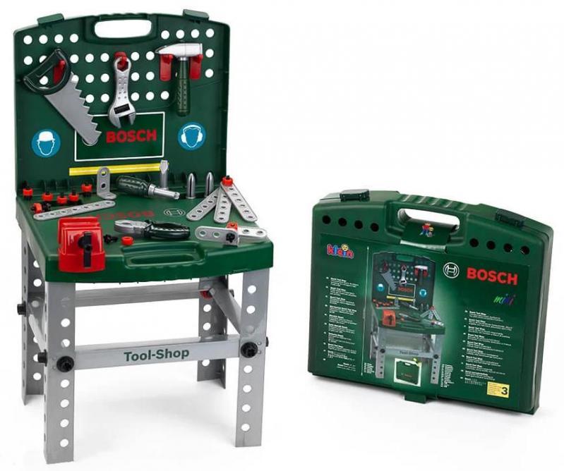 Стіл робочий Klein Tool-Shop у валізі (8681) - фото 1