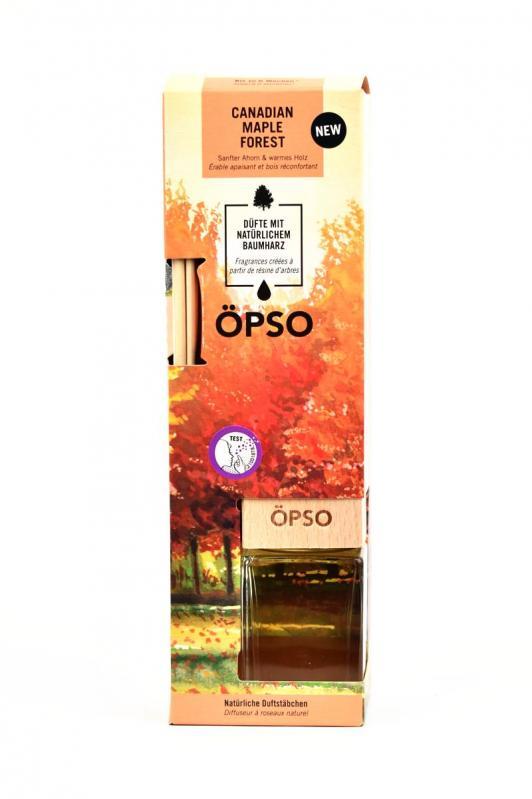Ароматичні палички Öpso Kanadischer Ahornwald Канадський ліс 50 мл (809432) - фото 2