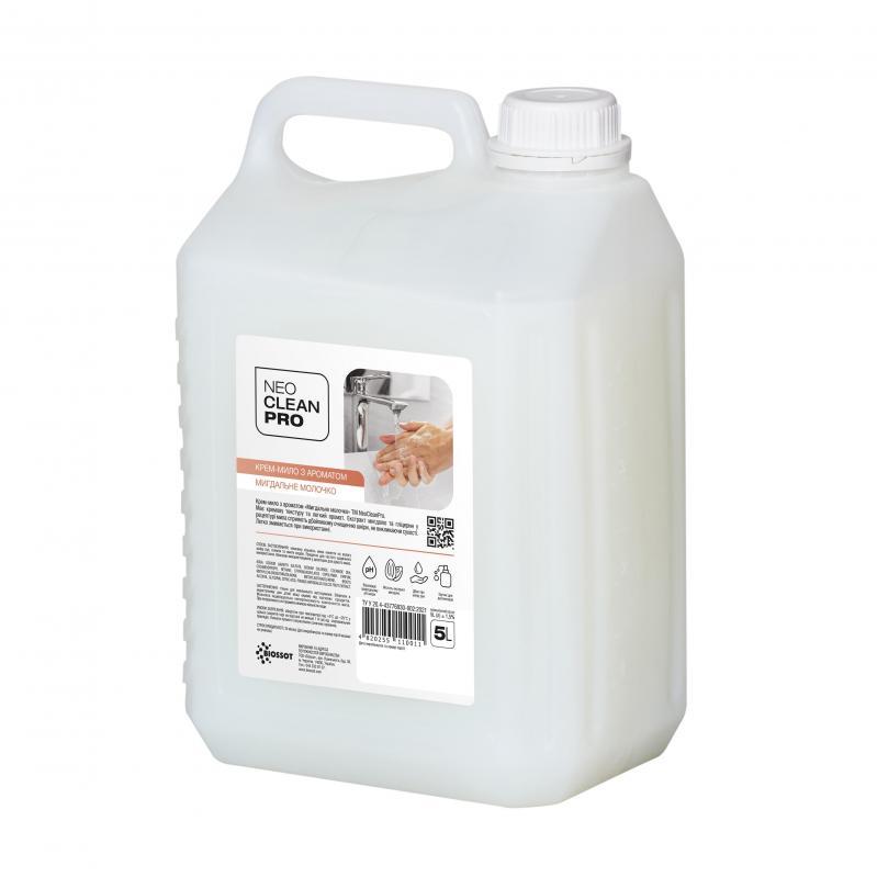 Крем-мыло NeoCleanPro Миндальное молочко 5 л (0101050) - фото 3