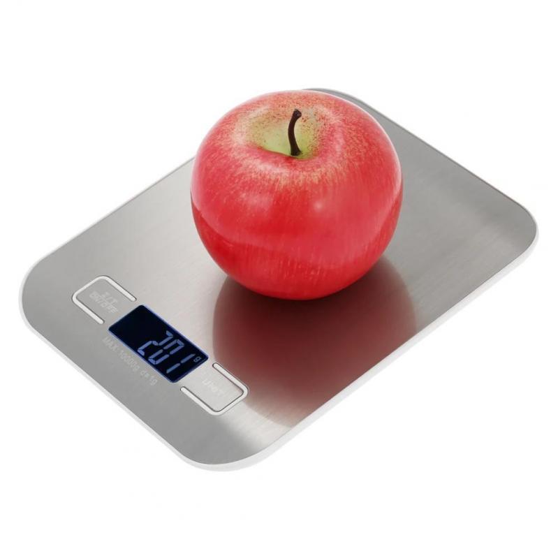 Весы кухонные с металлической платформой Kitchen SF-2012 до 5 кг - фото 4