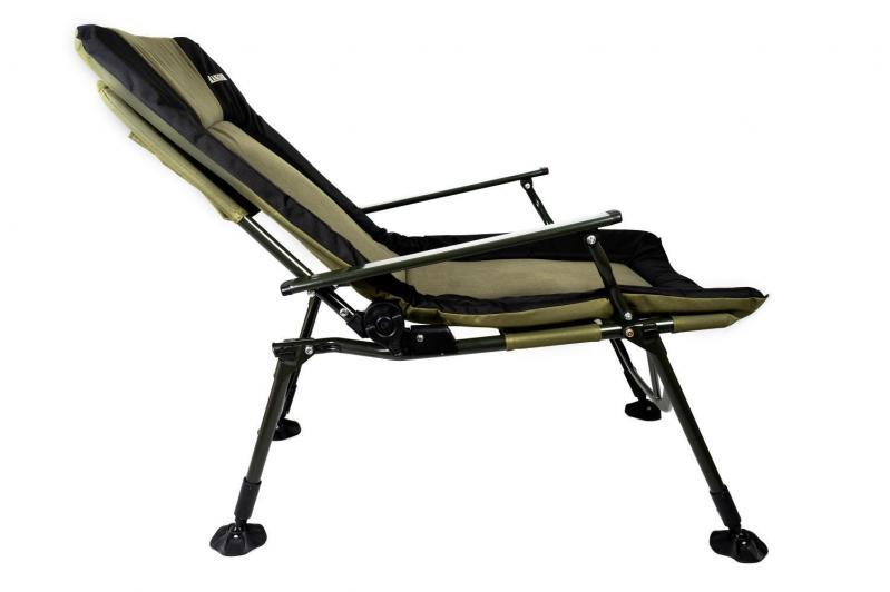 Кресло карповое раскладное для отдыха Ranger 70х97х104-115 см - фото 9