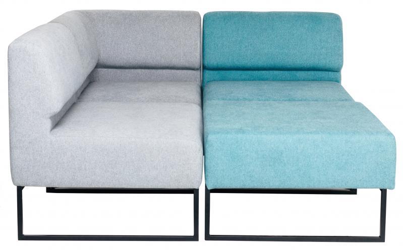 Диван Модульний Lounge Блакитний/Сірий (rich10221) - фото 3