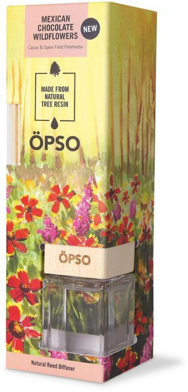 Ароматичні палички Öpso Flor de Chocolate de México Мексиканські квіти 50 мл (809524) - фото 2
