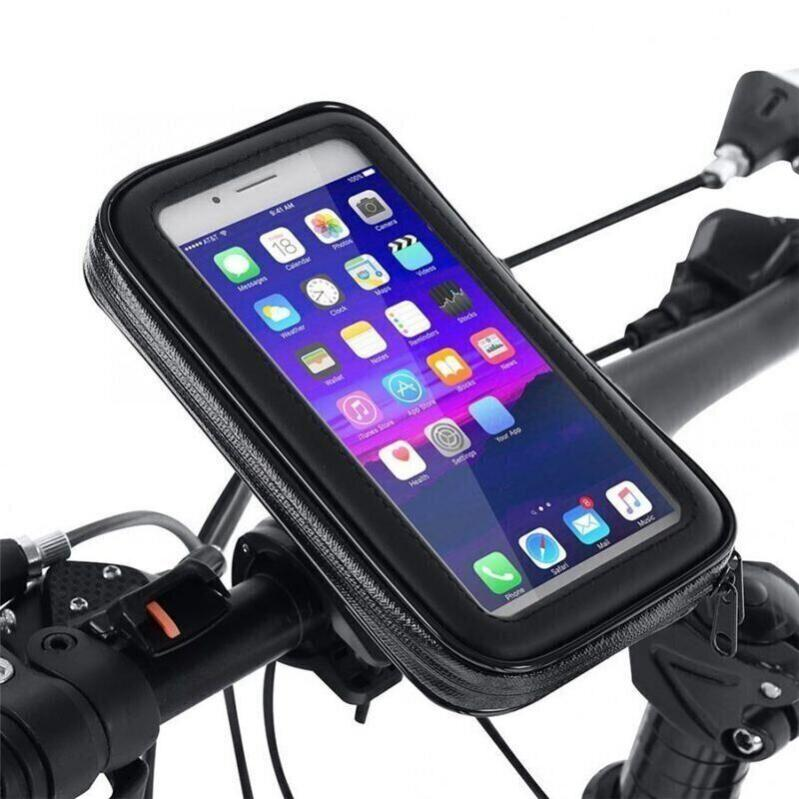 Тримач для телефону Digital Lion 55L на велосипед або мотоцикл - фото 8