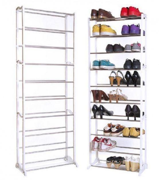 Полка для обуви Amazing Shoe Rack - фото 1