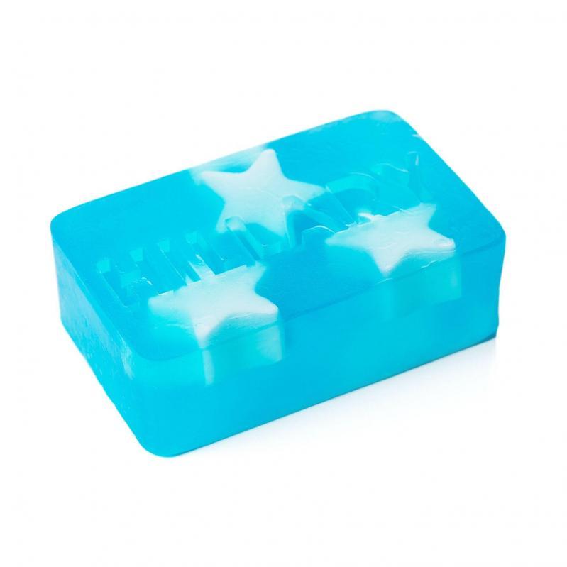 Парфюмированное натуральное мыло Hillary 130 гр (2314800000008) - фото 1