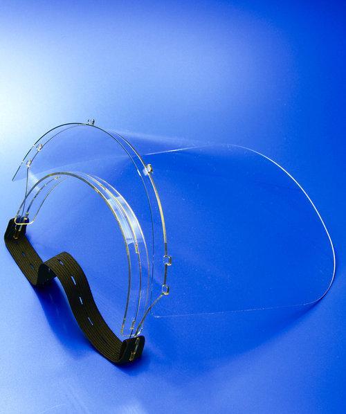 Защитный экран медицинский (ZS-08) - фото 7
